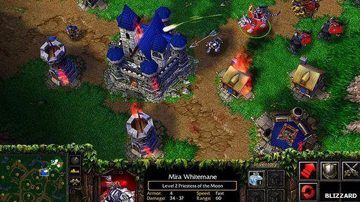 Warcraft 3 screenshot