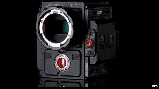Red 8K Vista