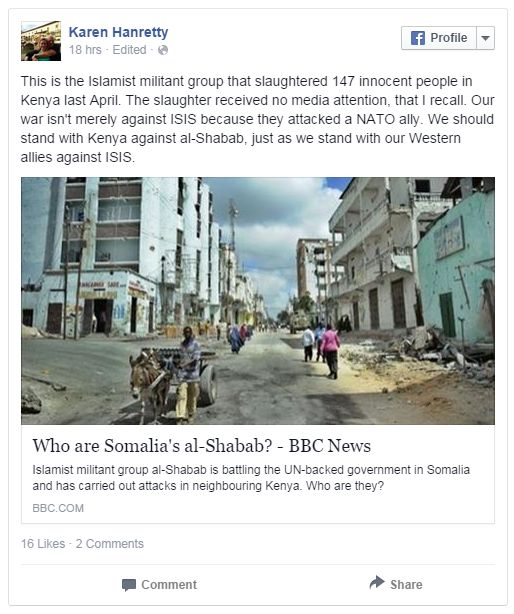 who are somalia's al-shabab?
