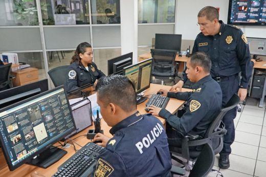 Polícia Cibernética no México