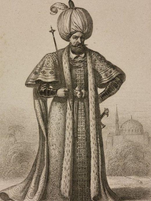 سلطان سلیمان اول