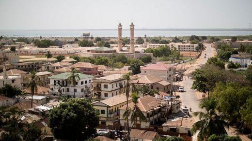 গাম্বিয়ার রাজধানী বান্জুল।