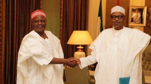 Kwankwaso da Buhari