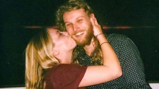 Chynna Deese (left) and Lucas Fowler were found shot dead