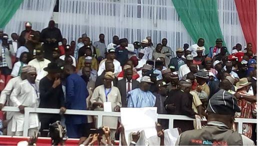 Zaben fitar da gwani da jam'iyyar PDP