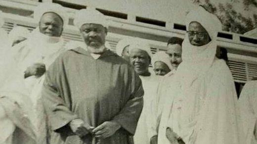 Shaikh Ibrahim Nyass da Sarki Sanusi