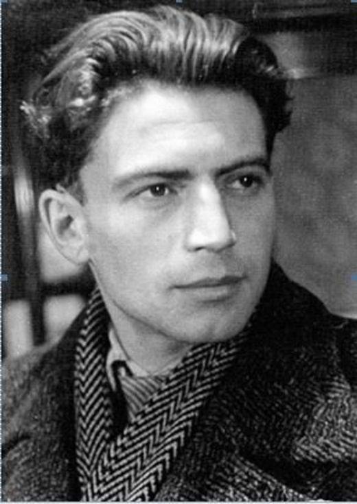 Молодой Лев Бородулин