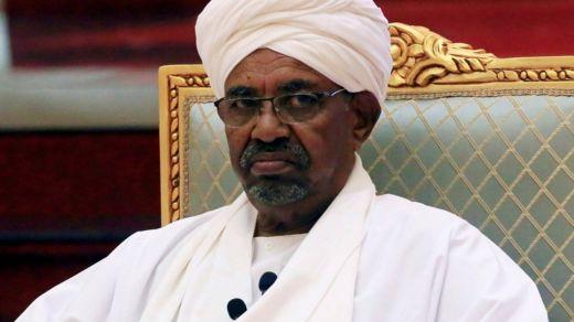 Omar al-Bashir - 5 April