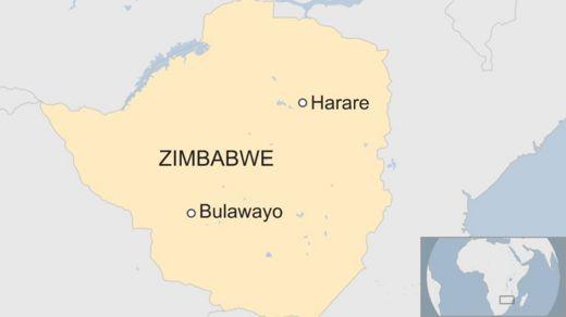 Taswirar Zimbabwe