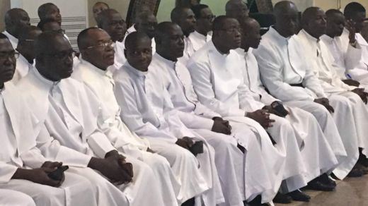Catholics Bishops Conference of Nigeria order dia memebers to do peacefull protest today