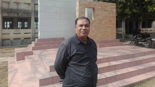 যশোরের সাংবাদিক সাজেদ রহমান