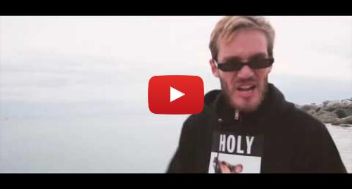 Publicación de Youtube por PewDiePie: bitch lasagna