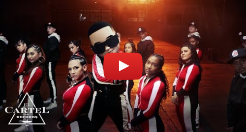 Publicación de Youtube por Daddy Yankee: Daddy Yankee & Snow - Con Calma (Video Oficial)