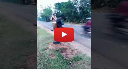 Youtube пост, автор: Lankadeepa Web: VAVUNIYA POLICE
