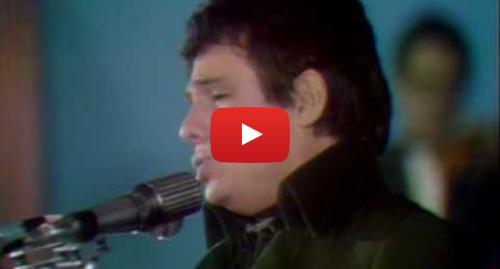 Publicación de Youtube por Conny: Jose Jose - El Triste en vivo 1970