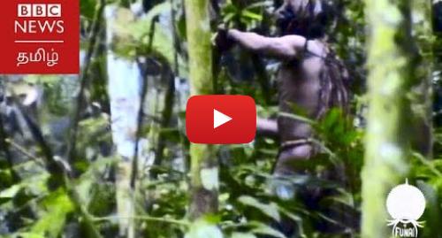 யூடியூப் இவரது பதிவு BBC News Tamil: Amazon Forest   22 ஆண்டுகள் தனி ஆளாக வாழ்ந்து வரும் தனி ஒருவன்