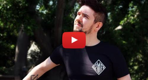 Publicación de Youtube por jacksepticeye: Positive Mental Attitude!