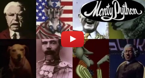 Youtube пост, автор: Monty Python: The Silly Walks Song - Monty Python (Official Music Video)