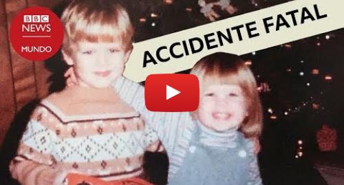 """Publicación de Youtube por BBC News Mundo: """"Maté de un tiro a mi hermana pequeña por accidente"""""""