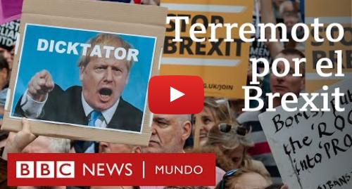 Publicación de Youtube por BBC News Mundo: Brexit  por qué es tan polémica la suspensión del Parlamento británico | BBC Mundo