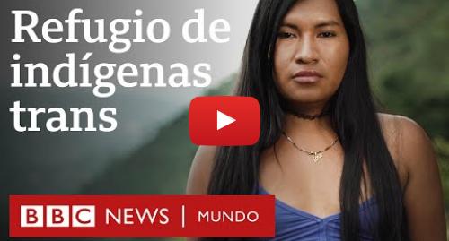 Publicación de Youtube por BBC News Mundo: Santuario, el inesperado refugio de indígenas trans en Colombia    Documental BBC Mundo