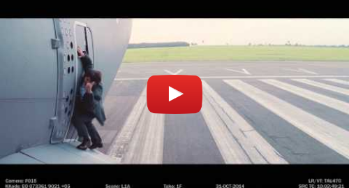 Youtube post by Mission Impossible: Mission  Impossible Rogue Nation - Stunt Featurette