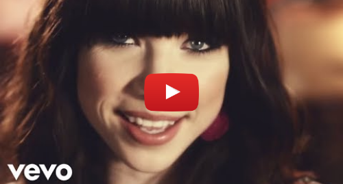 Youtube post by CarlyRaeJepsenVEVO: Carly Rae Jepsen - Call Me Maybe