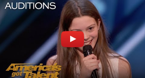 America's Got Talent: The 13-year-old Brit who got the golden buzzer