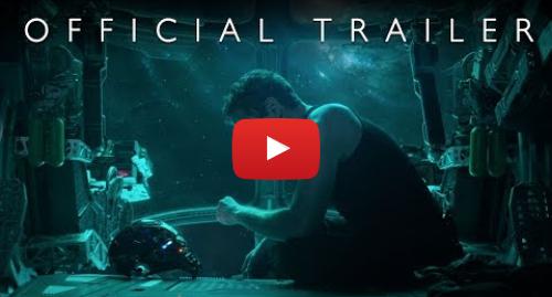 Publicación de Youtube por Marvel Entertainment: Marvel Studios' Avengers - Official Trailer