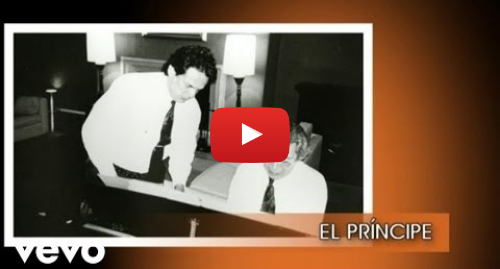 Publicación de Youtube por JoseJoseVEVO: José José - El Príncipe (Cover Audio)