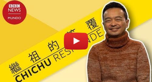 Publicación de Youtube por BBC News Mundo: ChiChu, el taiwanés que se hizo famoso tratando de hablar español