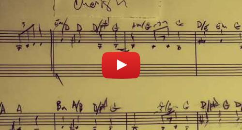 Youtube post by Patrick Leonard official: Cherish demo
