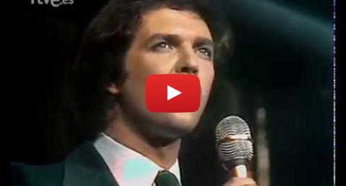 Publicación de Youtube por Camilo Sesto: Camilo Sesto - El amor de mi vida