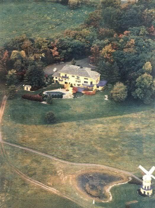 Prince's former house