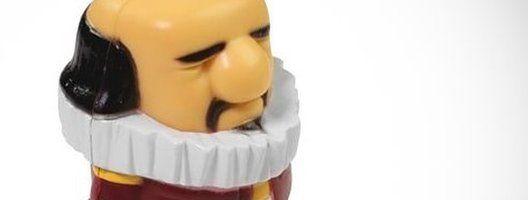 Shakespeare toy