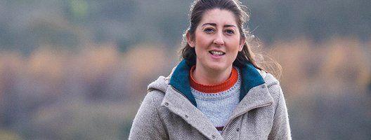 Woman in Wales