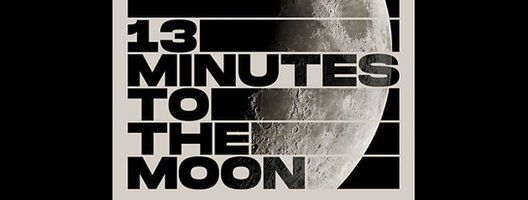 Thirteen minutes to the Moon