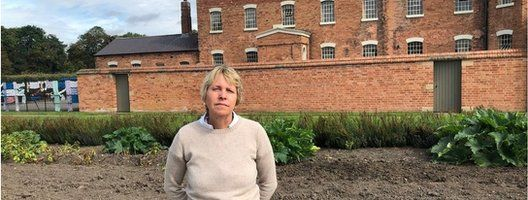 Susan at the workhouse