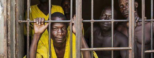 Uganda prison farm