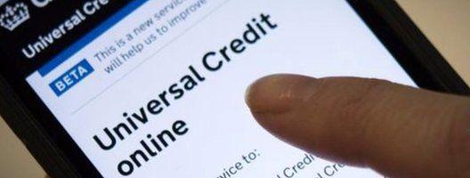 Universal Credit online