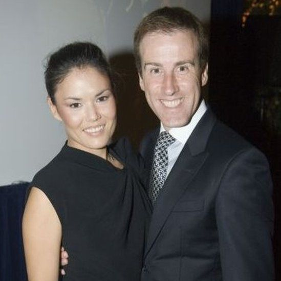 Amanda Barclay with Anton du Beke, pictured in 2009
