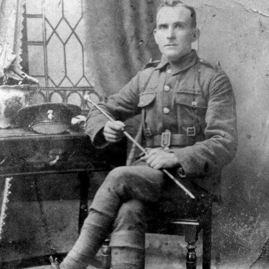 Private John Brownlee