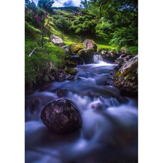Afon Pantglas