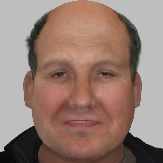 E-fit of James Smith