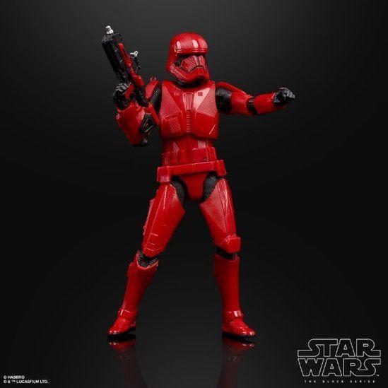 Sith Trooper design