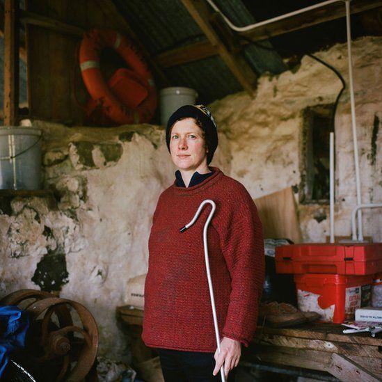 Sarah, Isle of Eigg