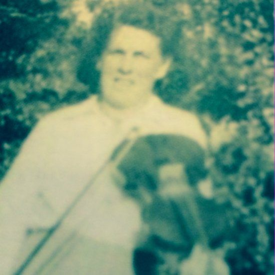 Paddy's mother Bridget