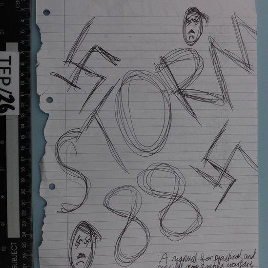 Handwritten Storm 88 cover