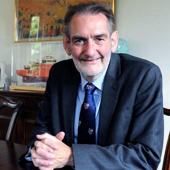 Prof Sir Ian Diamond