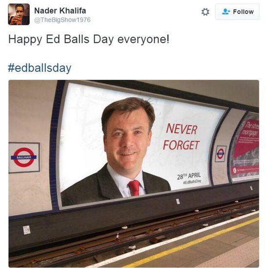 Happy Ed Balls Day everyone